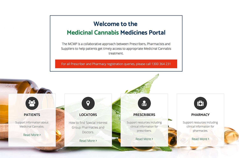 Medicinal Cannabis Medicines Portal